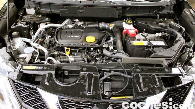 Nissan X-Trail prueba motor 3