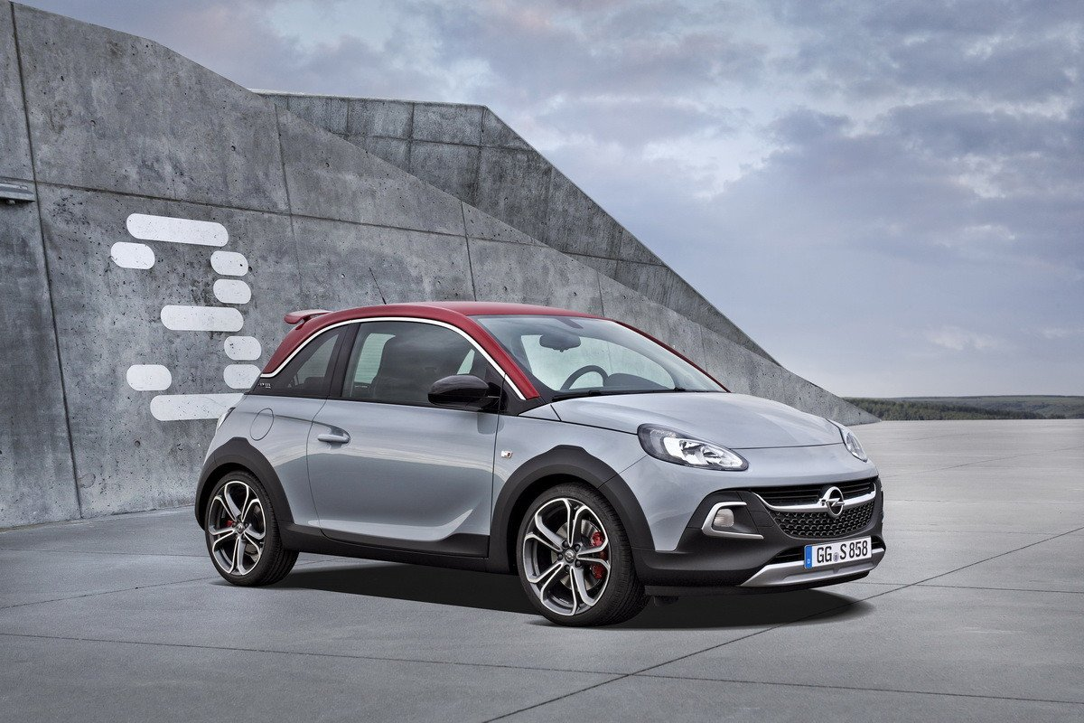 Opel ADAM Rocks S 2015 04