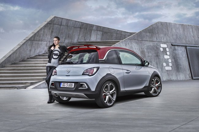 Opel ADAM Rocks S 2015 06