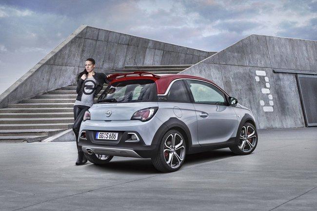 Opel ADAM Rocks S 2015 06
