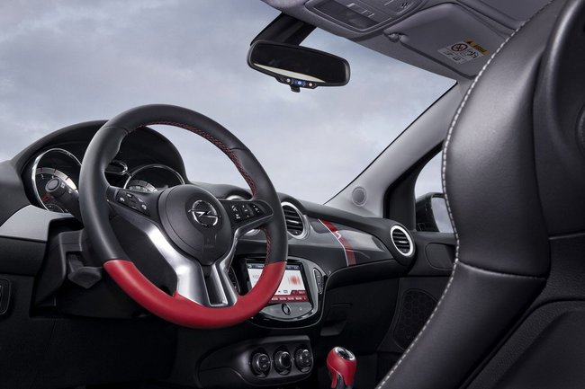 Opel ADAM Rocks S 2015 interior 01