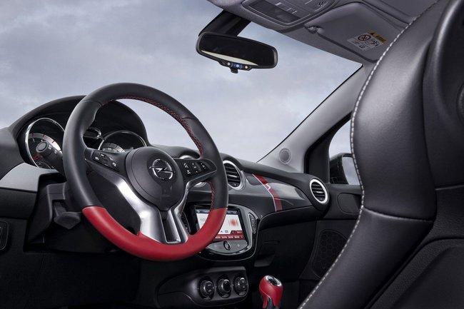 Opel ADAM Rocks S 2015 interior 01