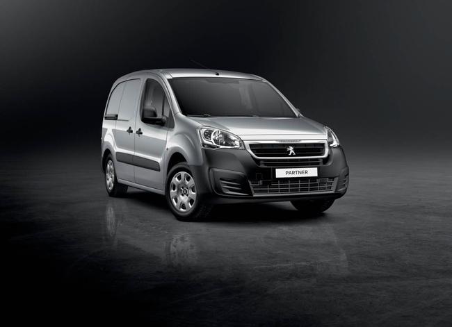 Peugeot Partner Furgon 2015
