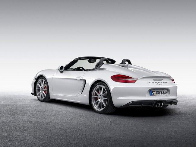 Porsche Boxster Spyder 2015 05