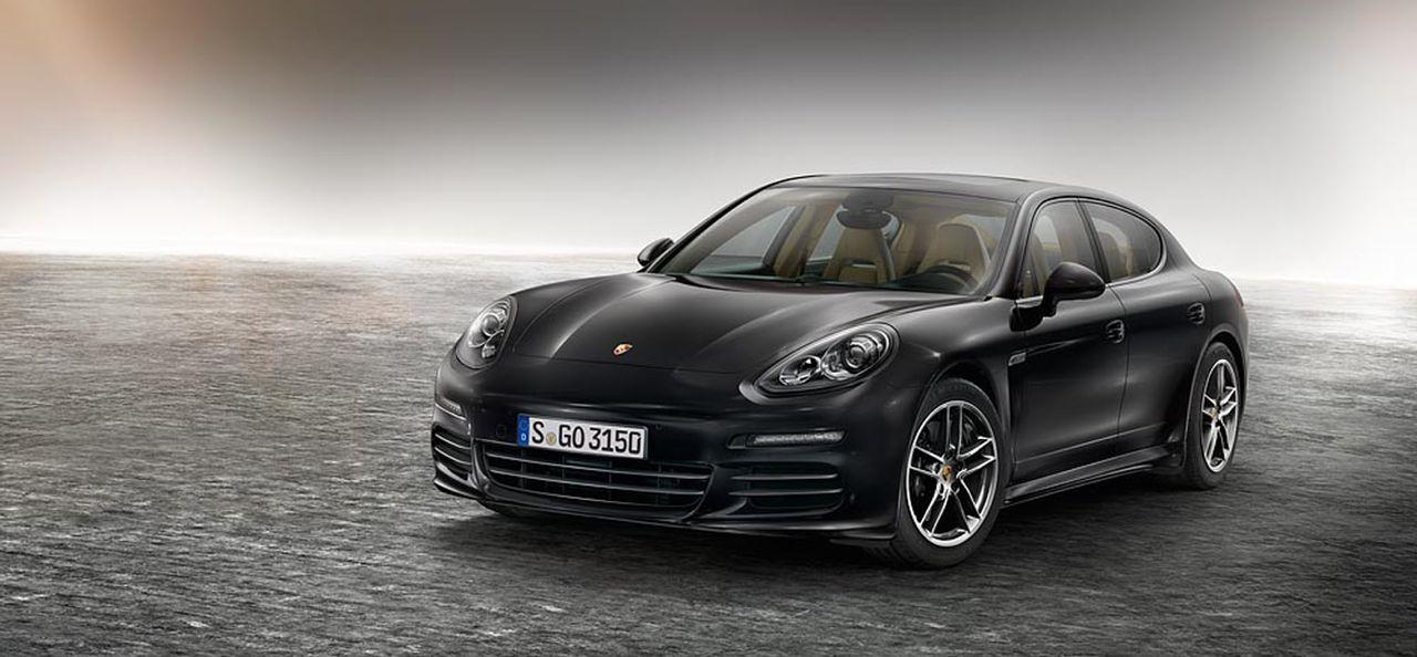 Porsche Panamera Edition 2015 01