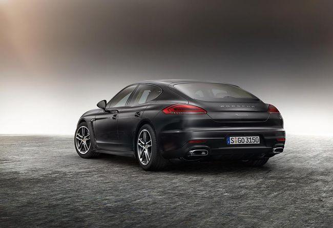 Porsche Panamera Edition 2015 02