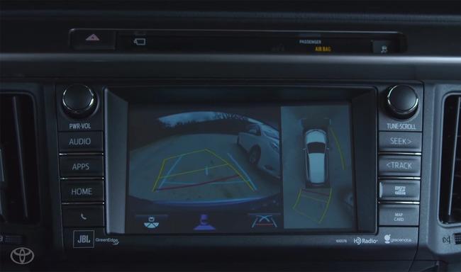Toyota RAV4 2016 tecnologia