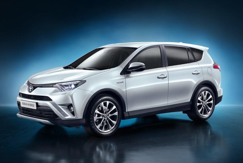 Toyota RAV4 Hybrid 2016 02