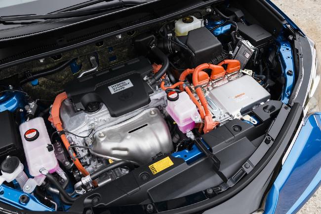 Toyota RAV4 Hybrid 2016 motor hibrido