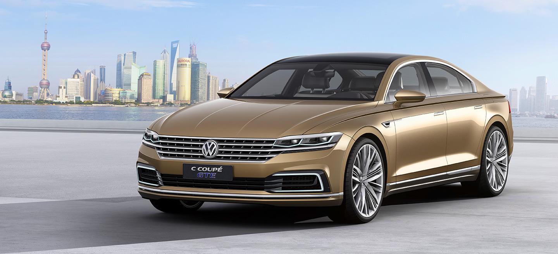 Volkswagen C Coupe GTE Concept 2015 06