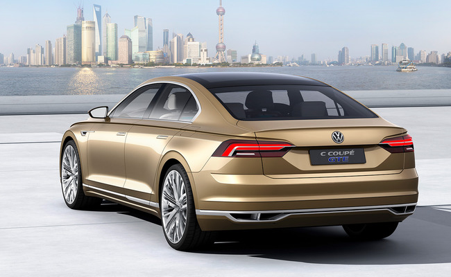 Volkswagen C Coupe GTE Concept 2015 08