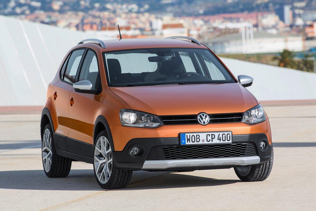 Volkswagen Cross Polo 2015 03