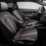Volkswagen Scirocco GTS 2015 interior 01