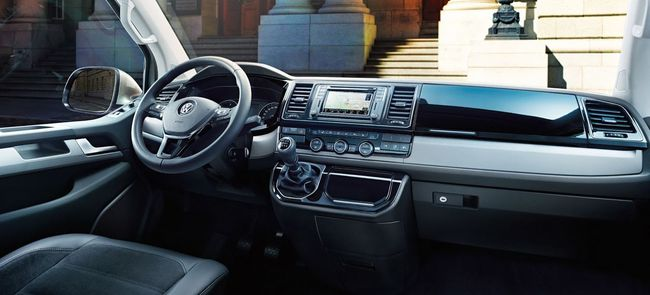 Volkswagen T6 2015 interior 01