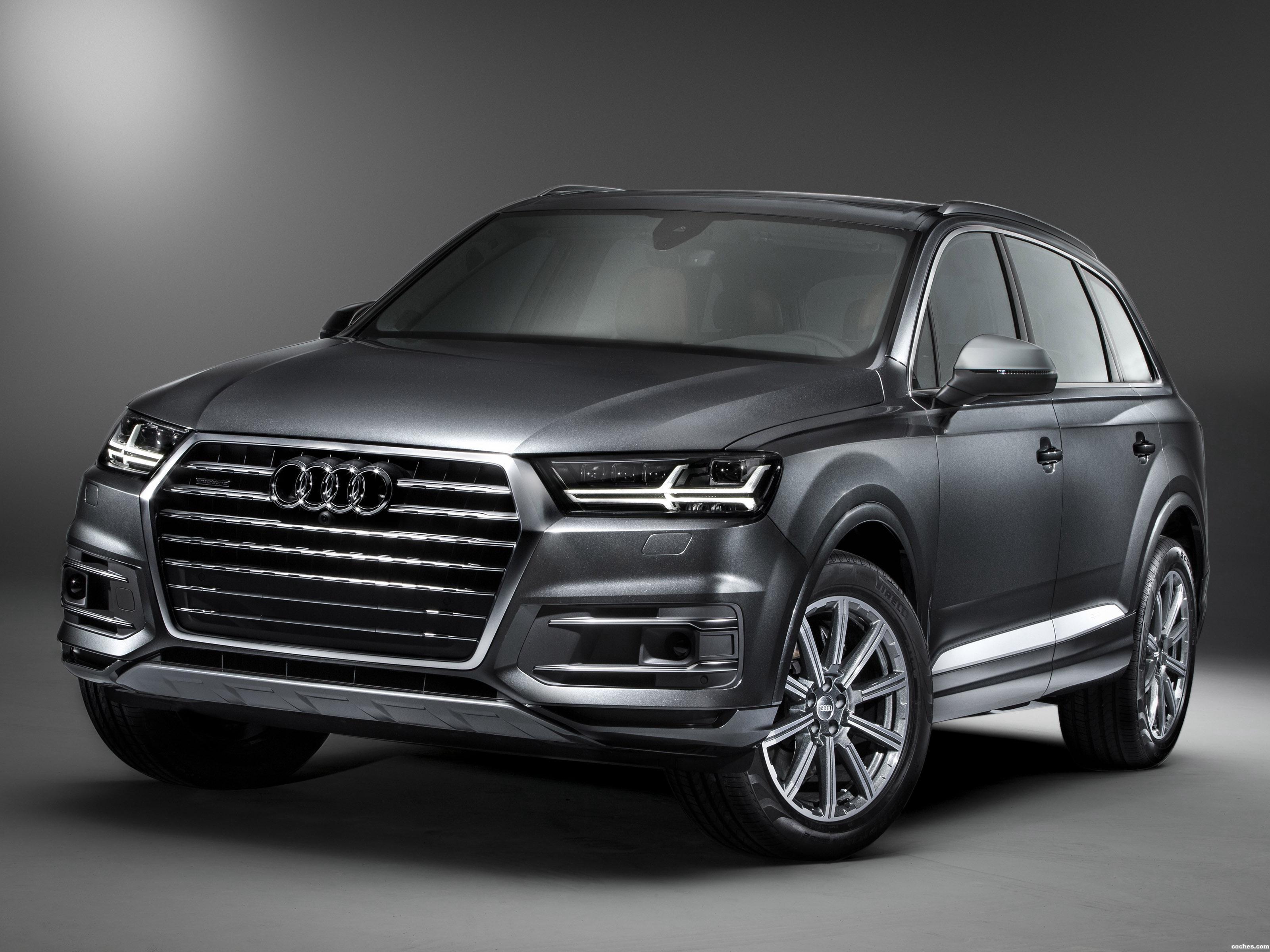 fotos de audi q7 tdi quattro 2015. Black Bedroom Furniture Sets. Home Design Ideas