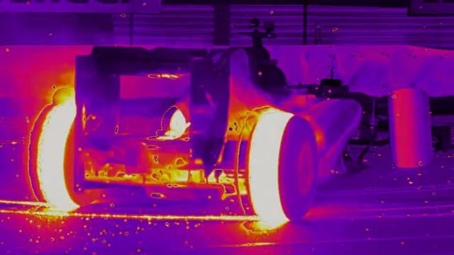 camara termica F1