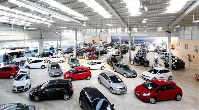 coches concesionario segunda mano oferta