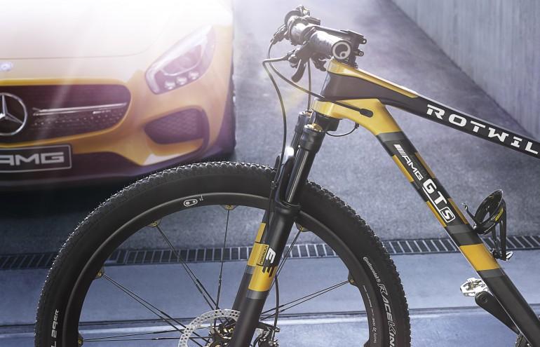 Los fabricantes de coches ahora también diseñan bicicletas