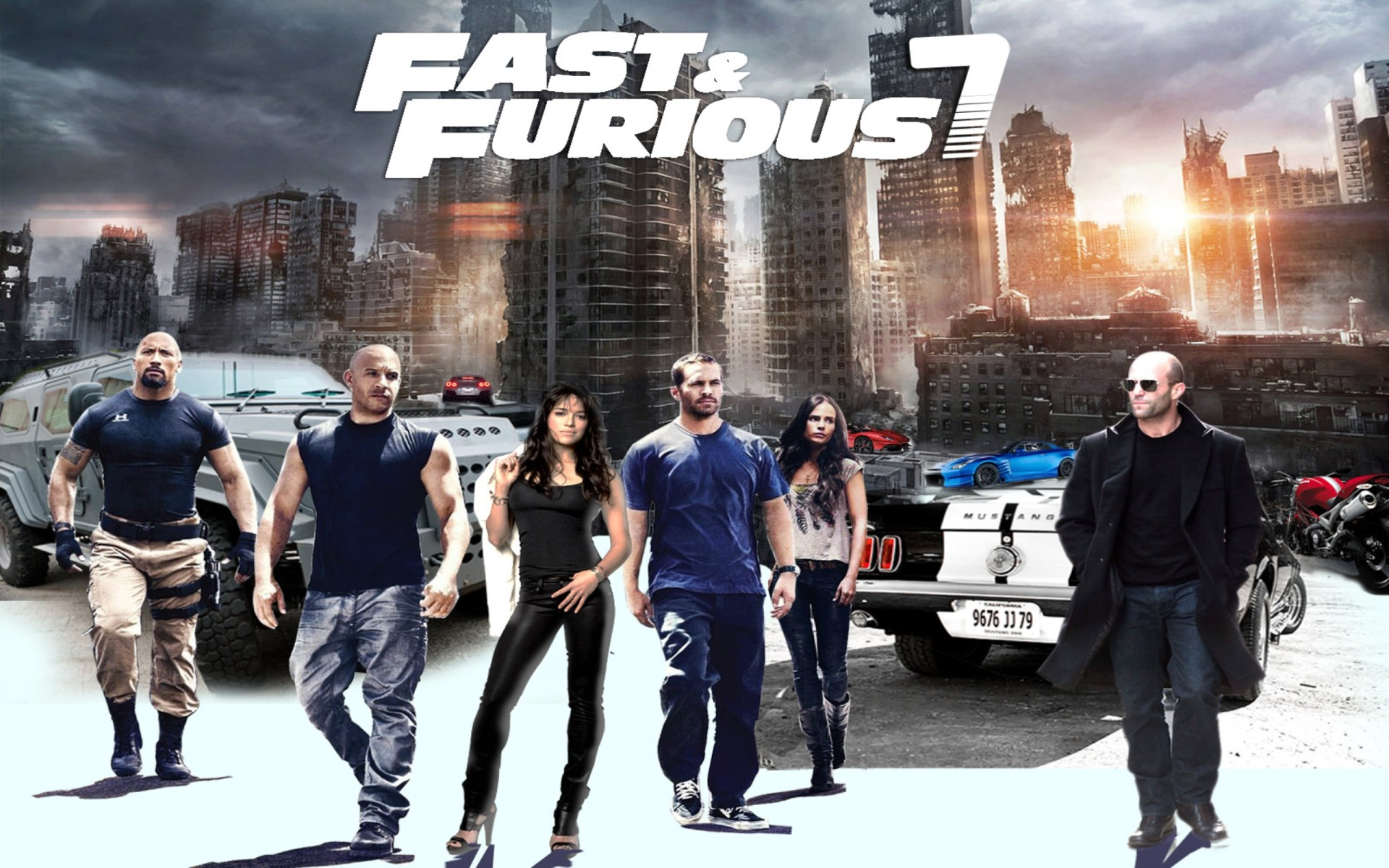 peli fast and furious 7