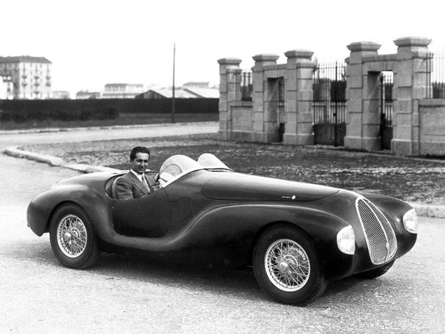 1940 - Alberto Ascari Auto Avio Costruzioni 815