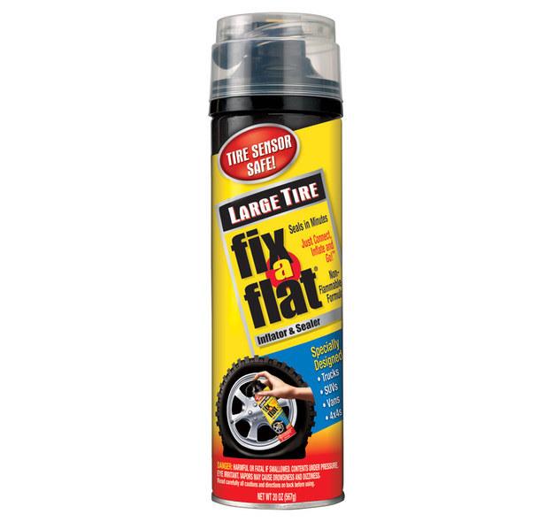 spray inflar neumaticos