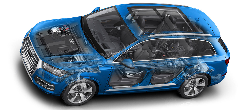 Audi Q7 2015 peso 01