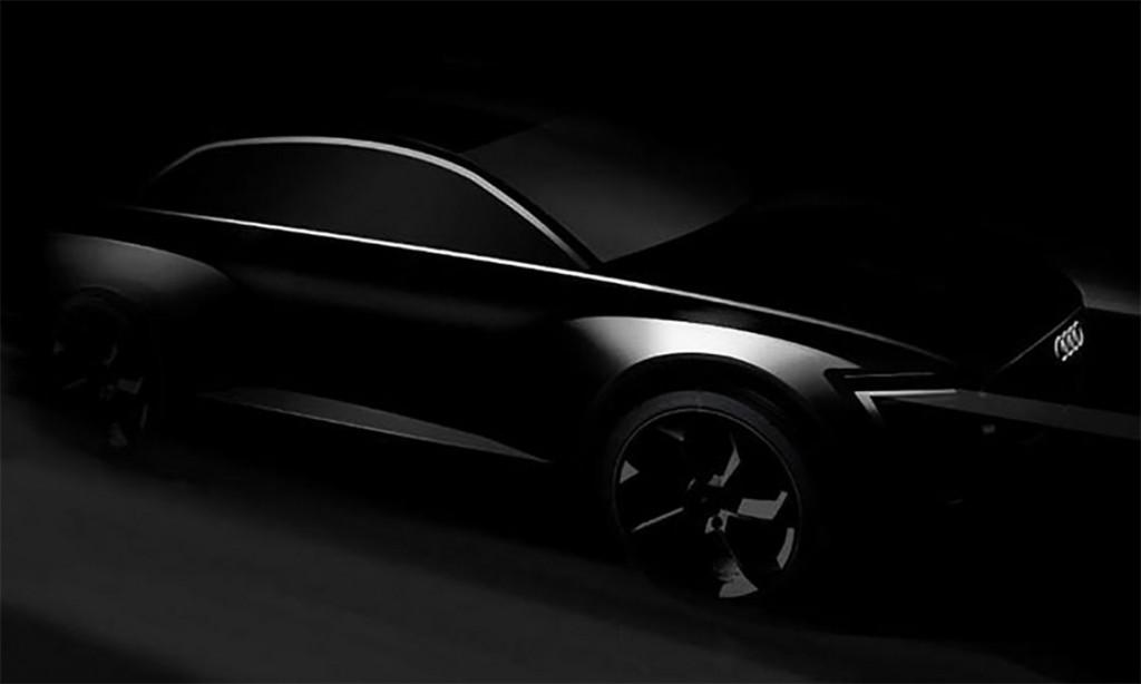 Audi SUV teaser
