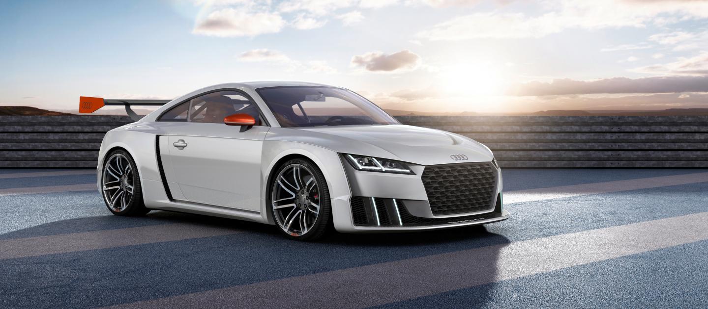 Audi TT clubsport turbo concept 2015 01