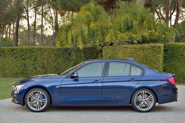 BMW Serie 3 2015 Sport Line 16