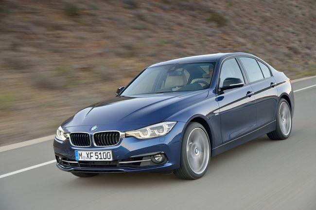 BMW Serie 3 2015 Sport Line 26