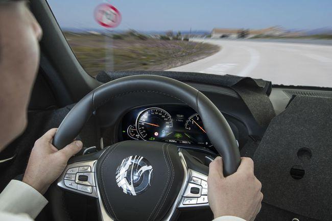 BMW Serie 7 2016 tecnologia 11
