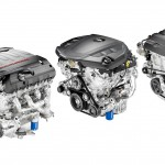 Chevrolet Camaro 2016 motores