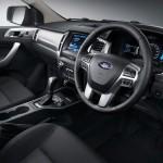 Ford Ranger 2016 interior 01