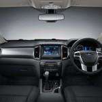 Ford Ranger 2016 interior 04