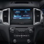Ford Ranger 2016 interior 05