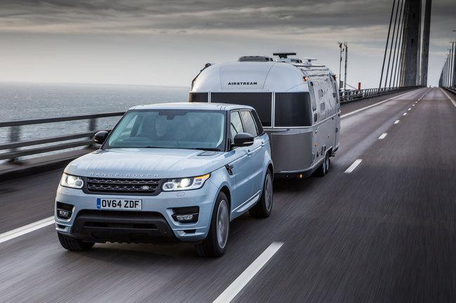 Land Rover Range Rover Sport Hybrid 2015