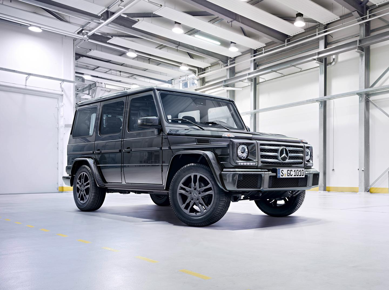 Mercedes Clase G 2015 18