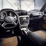 Mercedes Clase G 2015 interior 01