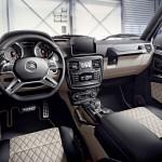 Mercedes Clase G 2015 interior 02