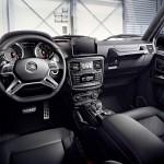 Mercedes Clase G 2015 interior 03