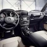 Mercedes Clase G 2015 interior 05
