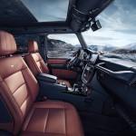 Mercedes Clase G 2015 interior 07