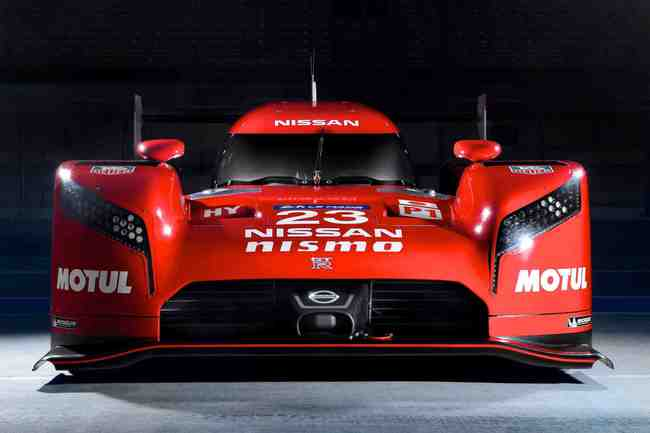 Nissan GT-R LM NISMO 2015 12