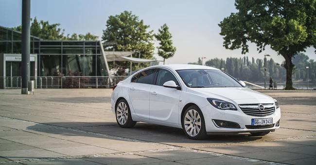 Opel Insignia GLP