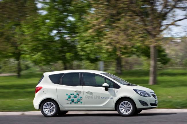 Opel Meriva GLP