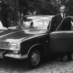 Pierre Dreyfus Renault 16