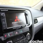 Prueba Mitsubishi Outlander PHEV 2015 interior 16