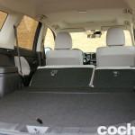 Prueba Mitsubishi Outlander PHEV 2015 maletero abatido 01