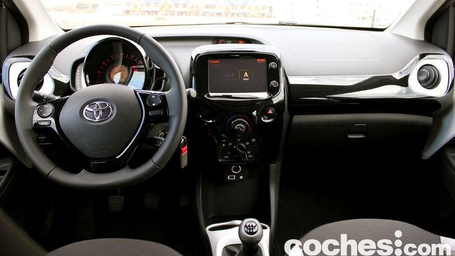 Prueba Toyota Aygo 2015 20