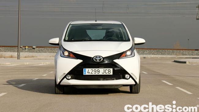 Prueba Toyota Aygo 2015 51